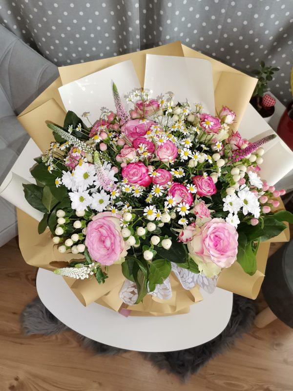 Gratulačná kytica JANA