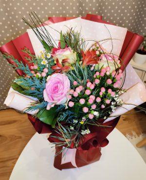Gratulačná kytica MAJA