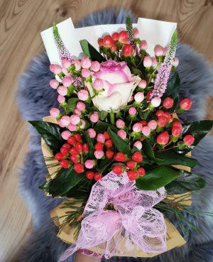 Gratulačná kytica MIMA