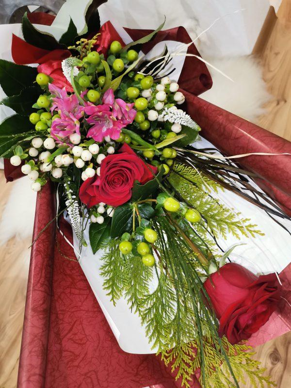 Gratulačná kytica EMA