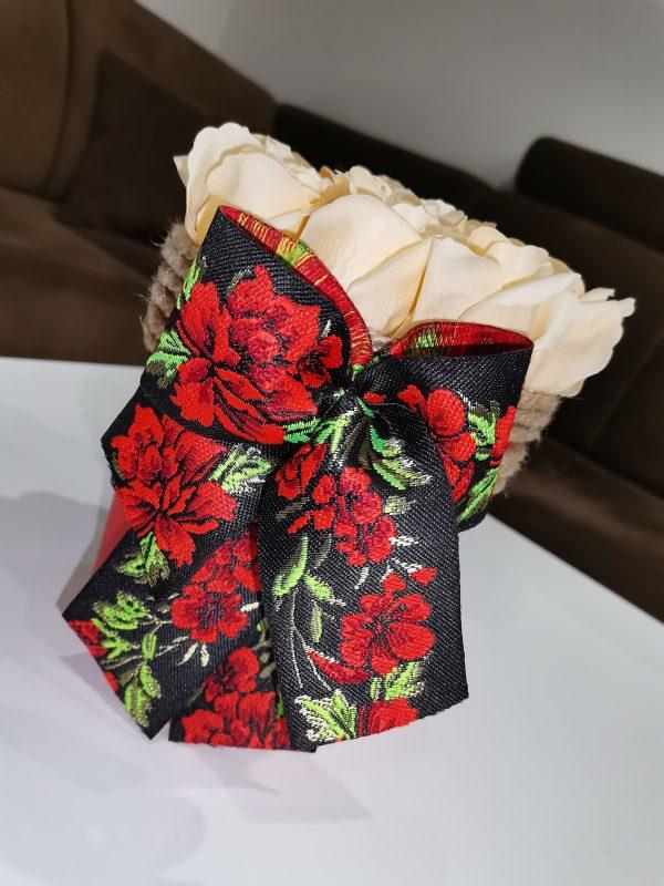 folk flower box