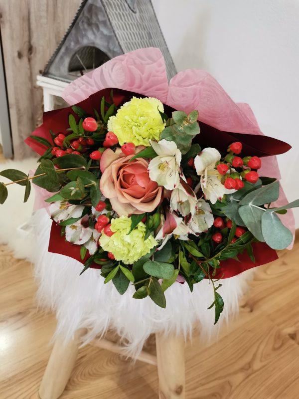 Gratulačná kytica Tanja