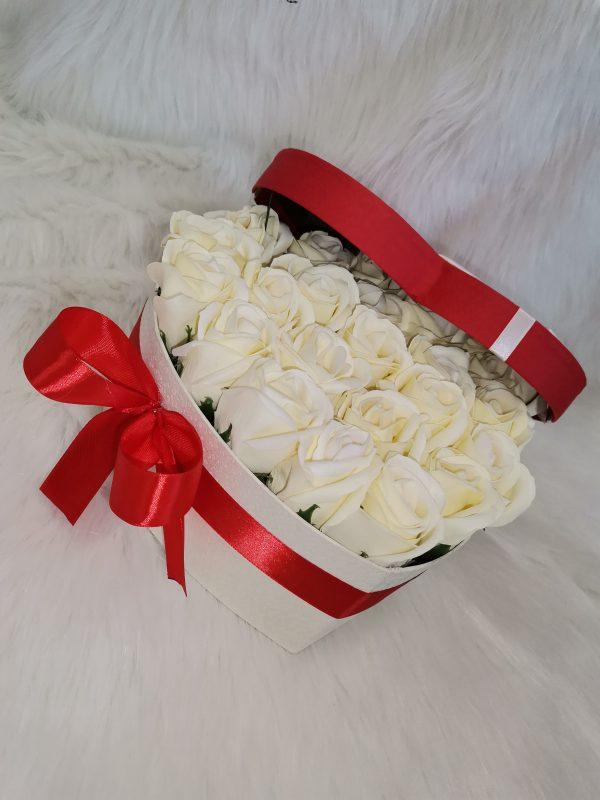 Flower box srdce 2