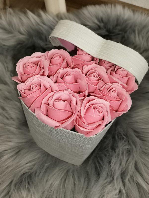 Flower box srdce1