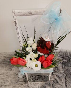 flower box pre chlapa