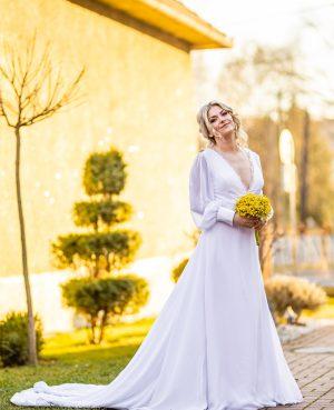 Svadobné šaty NIKA